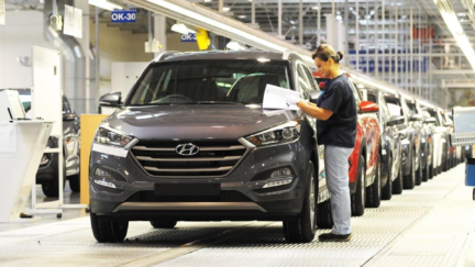 Hyundai Motors Manufacturing Czech s.r.o.