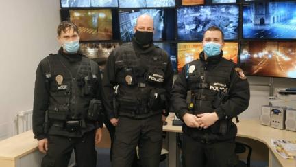 Městská policie Opava
