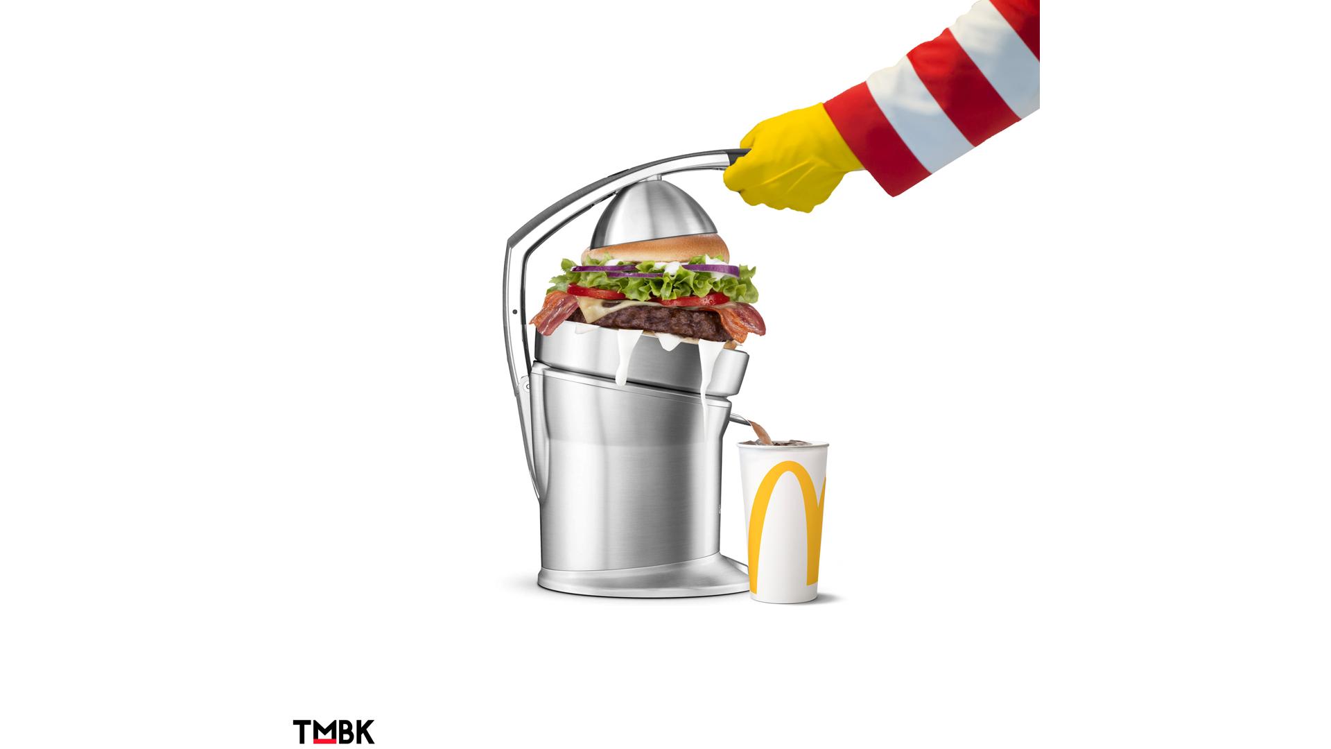 se souhlasem McDonald's a TMBK